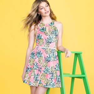Coming Soon! Draper James Pineapple Halter Dress